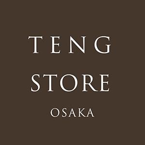 大きめサイズのメンズアパレルブランド TENG STORE OSAKA